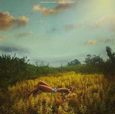 Yellow - Khadija Benn - Bed of Daydreams