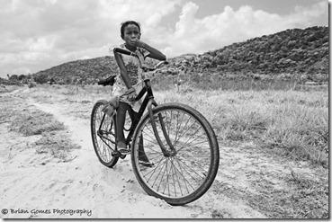 Brian Gomes Amerindian Girl